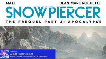 Slice of SciFi 991: Snowpiercer: The Prequel