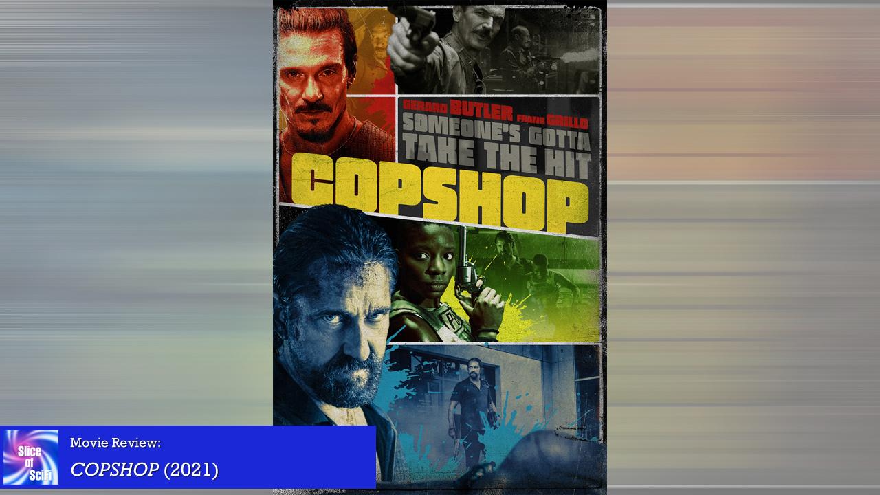 """""""COPSHOP"""": A smart, carnage filled action-thriller"""