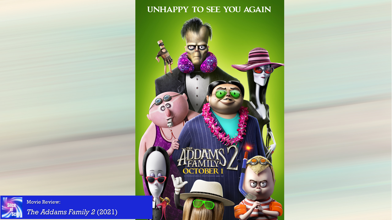 """""""The Addams Family 2"""" and the bonds of family"""