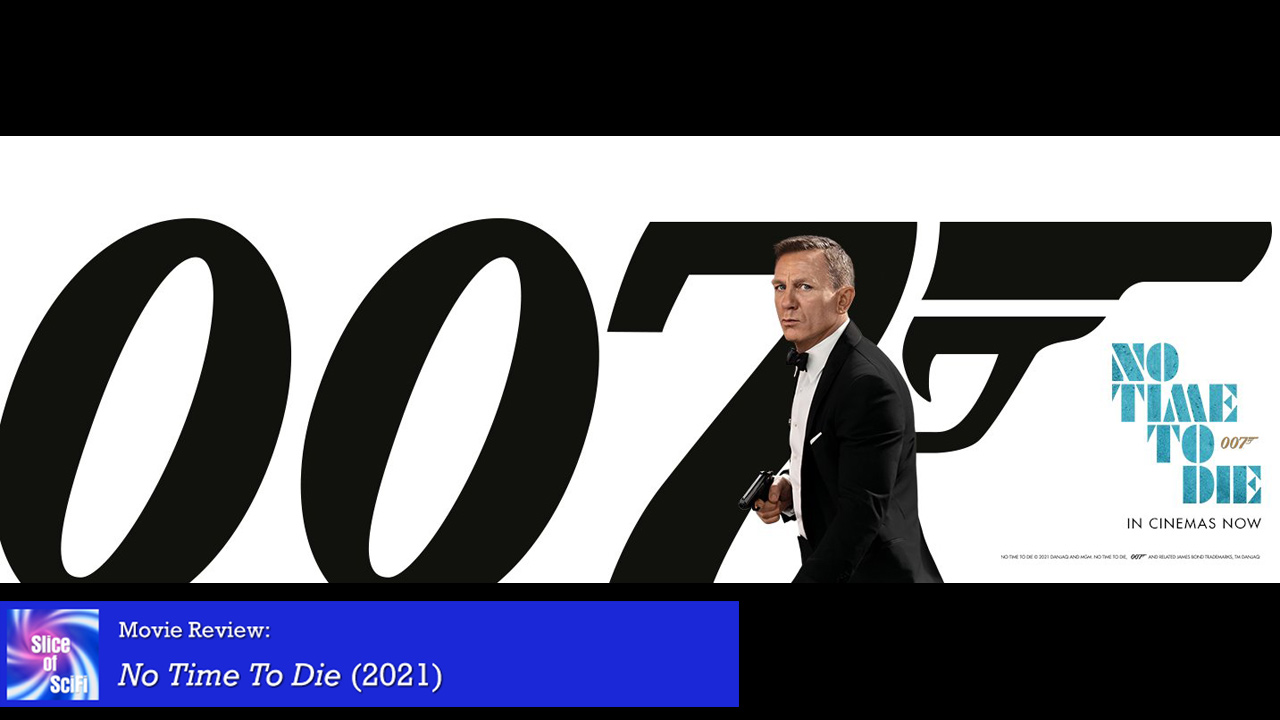 """""""No Time To Die"""": an epic conclusion to an exciting Bond saga"""