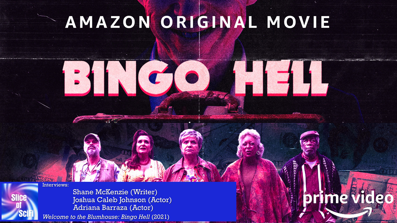 """Welcome to the Blumhouse: """"Bingo Hell"""" Interviews Cast members from """"Bingo Hell"""" are here for a quick chat"""