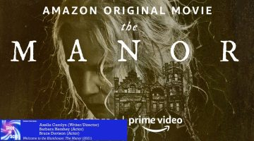 Slice of SciFi: Welcome to the Blumhouse: The Manor